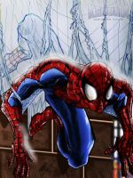 Spider_Man final by DarkMu