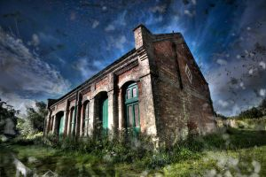 old sewage works by superiorste