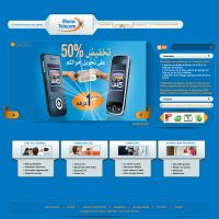 maroc telecom website by TRIO-3