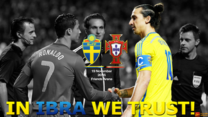 Sweden - Portugal | World Cup 2014 Play Off by seloyxx