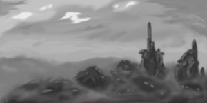 Untitled speed painting WIP by ltla9000311