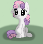 Sweetie Belle by RareTea