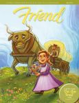 Friend July 2013 cover by danidraws