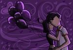 Collab -I'll Buy You ALL The Ballons In The World- by Leneeh
