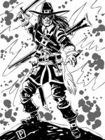 Solomon Kane by jaypiscopo