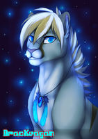 Badge for Drackeagan by Atherra