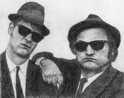 Blues Brothers 02 by Shinzo72