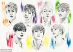 BTS 4th Anniversary by Noonday-Sun