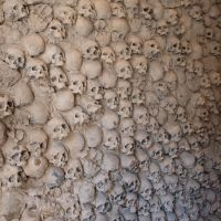 Wall of Skulls by iampagan