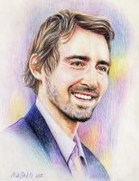 Lee Pace by nazakie
