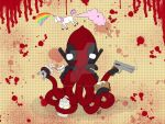 Octo Deadpool by GothianaVampet