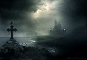 Once Upon The Moor II by wyldraven