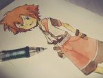 Sora by ihaveahi5