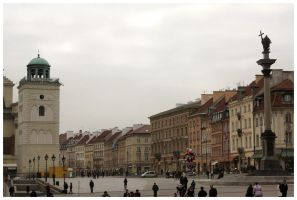 Warsaw by DysfunctionalKid