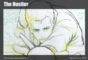 The Hustler (1961-2012) by titanomaquia