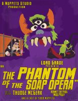 The Phantom of the Soap Opera by Gr8Gonzo