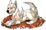 Okami by Plumbeck