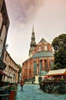 St. Peter church by Koljan