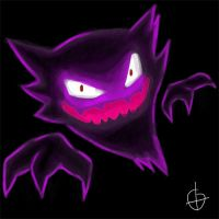 Erie ghost Haunter by amunition