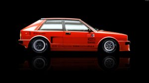 Lancia Delta Pro Stock '85 by HAYW1R3