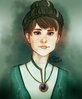 Disney Frozen Princess Anna by RootisTabootus