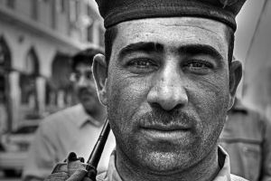 police in najaf by Anmar-Studio
