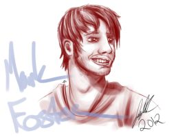 Mark Foster by AlexsBabyBear