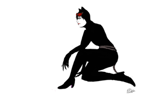 Catwoman by Chocolatexandxspice