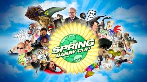 2015 4chan Spring Babby Cup by posterfig