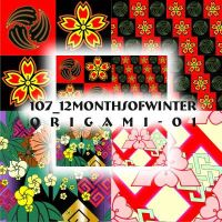 107-12monthsOFwinter-ORIGAMI-0 by 12monthsOFwinter