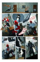 Vanguard Issue 08 - Page 19 by MrHades