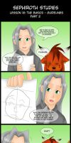 Sephiroth Studies Lesson 16 by SorceressofMalice