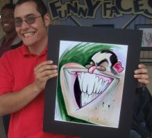 Caricature 3 by aaronphilby