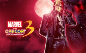 MVC 3 Wesker Wallpaper by TheShadowloo