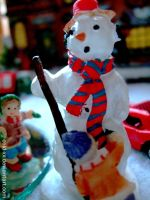 The Snowman by cold-xx