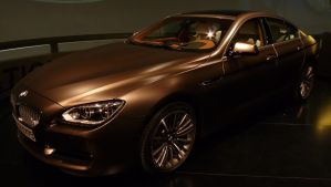 BMW 6 Series Grand Coupe by babynuke