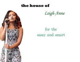 Mixer high - House of Leigh-Anne by Phabayane
