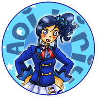 Aoi Kiriya badge by CandySkitty
