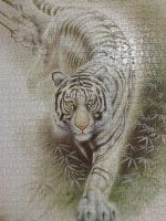 Happy New Year! - Tiger Jigsaw Puzzle's by nubpro