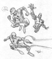 Spidey's by RyanOttley