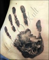 CustomTattoo By Labo-O-Kult 66 by Labo-O-Kult