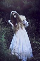 Ghost Bride - why by PinkaPhotography