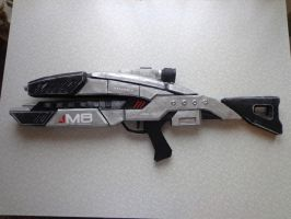 M8 Mass Effect V1.1 by SmilePS