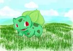 Bulbasaur by tingleytoes