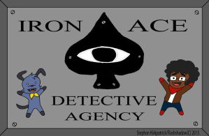 Iron Ace Detective Agency by Flashshadow