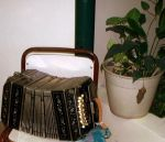 A patagonian tango bandoneon by Ottokees