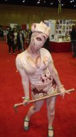Megacon 2013 Silent Hill Nurse by Oblivion-Evil