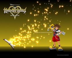 Kingdom Hearts Coded Login by Lomeli12