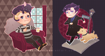 Sherlock: If they were pets by kai-shii