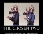 Buffy, the chosen two by ninjatoespapercraft